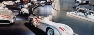 Mercedes-Museum Stuttgart