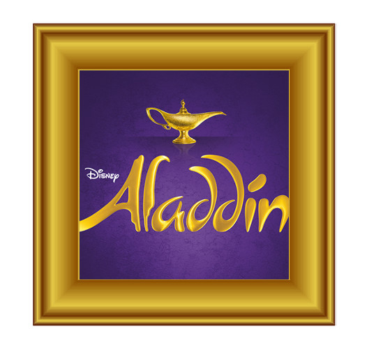 Disneys ALADDIN Stuttgart Logo
