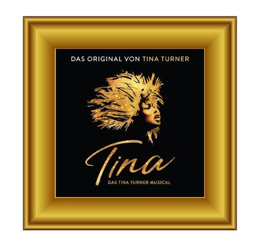 TINA - DAS TINA TURNER MUSICAL - Logo