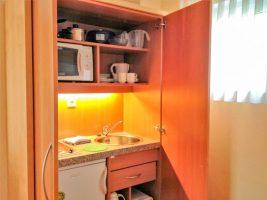 Apartment 2 Kitchenette