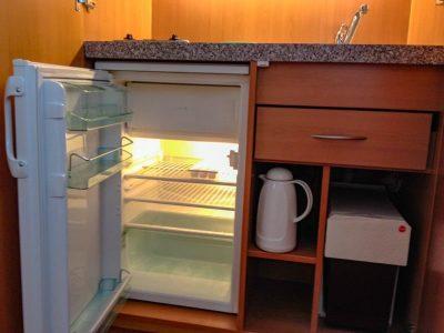 Apartment 2 Kitchenette Unterer Bereich