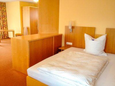 Apartment 2 Gemütliches Frnazösisches Bett