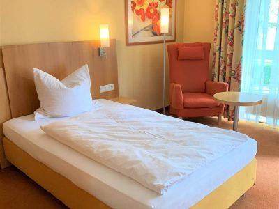 Apartment 4 Gemütliches Bett