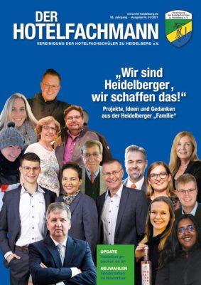 Cover Hotelfachmann VHH 06.2021
