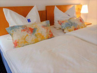 Doppelzimmer Doppelbett TWIN