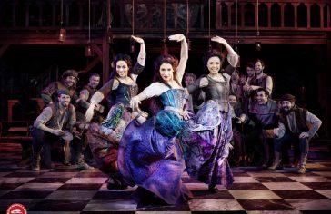 Disneys DER GLÖCKNER VON NOTRE DAME - Tanz Esmeralda