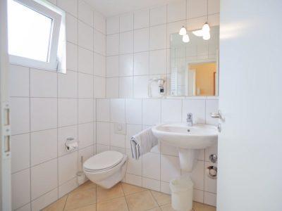 Kopfsalat Apartment 4 Duschbad