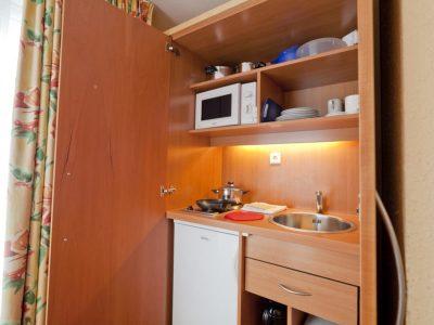 Kopfsalat Apartment 4 Kitchenette