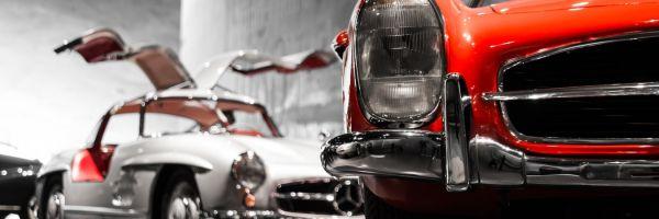 Mercedes Benz Museum Flügeltürer