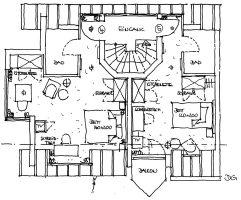 Apartment Grundriss Nr. 5 + 6