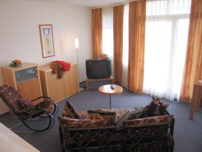 Apartment Wohnbereich Nr.01